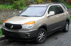 Worksheet. Buick Rendezvous  Wikipedia