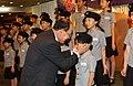 2004년 6월 서울특별시 종로구 정부종합청사 초대 권욱 소방방재청장 취임식 DSC 0217.JPG