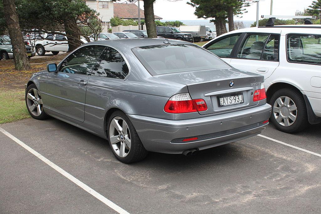 File2004 Bmw 330ci E46 Coupe 23150002691g Wikimedia Commons