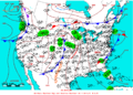 2005-06-04 Surface Weather Map NOAA.png