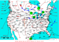 2007-06-21 Surface Weather Map NOAA.png