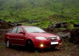 Daewoo Lacetti - Chevrolet Optra Magnum (India)