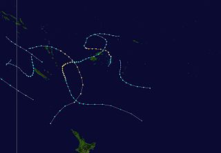 2007–08 South Pacific cyclone season cyclone season in the South Pacific ocean