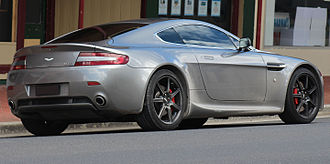 Aston Martin Vantage (2005) - Coupe