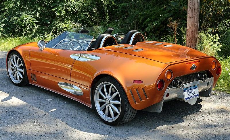 File:2009 Spyker C8 Spyder rL.jpg