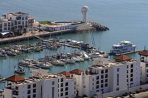 2010-12-14 Morocco Agadir marina