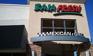 Baja Fresh - Image: 2010 12 29 12.33.30, Baja Fresh, San Carlos, CA (5335997143)