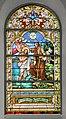 20100324335DR Knobelsdorf (Waldheim) Dorfkirche Bleiglasfenster.jpg