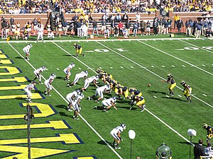 20100904 Michigan Offense vs. Connecticut2.jpg