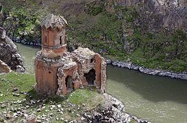 20110419 Monastery of Hripsimian Virgins Ani Turkey