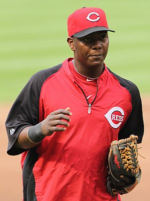 Édgar Rentería - Rentería with the Cincinnati Reds in 2011