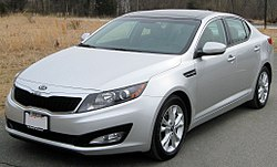 Kia Optima (seit 2010)