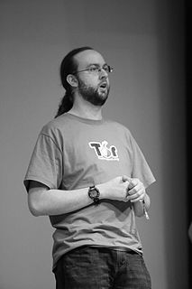 Roger Dingledine American computer scientist