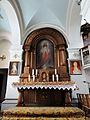 2013 Altar of Saint Benedict church in Płock - 02.jpg