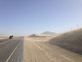 2014-06-12 17 47 04 Sand blowing from the Winnemucca Sand Dunes across U.S. Route 93.JPG