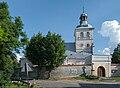 2014 Gorzanów, kościół św. Marii Magdaleny 03.jpg
