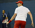 2014 US Open (Tennis) - Qualifying Rounds - Andreas Beck (15053102101).jpg