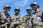 2015.8.11 수도기계화보병사단 신병교육대 각개전투훈련 Individual combat skill and techniques training, Republic of Korea Army Capital Mechanized Infantry Division (22169756034).jpg