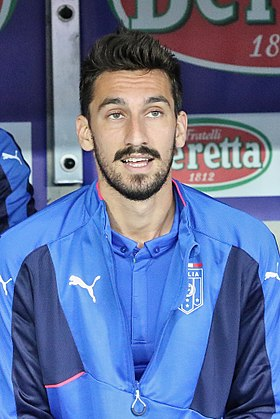 Image illustrative de l'article Davide Astori
