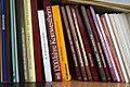 2016-09-17 WikiCon 2016 in Kornwestheim (1029) Bücher und Literatur im Stadtarchiv.JPG