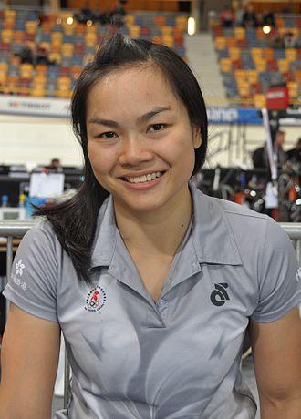 Lee Wai Sze - Lee Wai Sze in 2016
