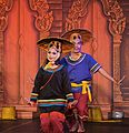 2016 Phnom Penh, Tradycyjny Kambodżański Pokaz Tańca (183).jpg