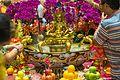 2016 Singapur, Chinatown, Świątynia i Muzeum Relikwi Zęba Buddy (10).jpg