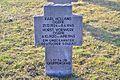 2017-03-13 GuentherZ Wien11 Zentralfriedhof Gruppe97 Soldatenfriedhof Wien (Zweiter Weltkrieg) (102).jpg