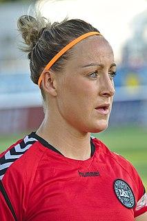 Sanne Troelsgaard Nielsen Footballer