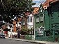 2017 Bogotá fachada casas carrera 16 con calle 66 A.jpg