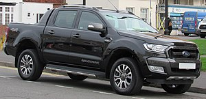 Ford l series wikivisually ford ranger t6 facelift ford ranger wildtrak 4x4 4 door fandeluxe Choice Image