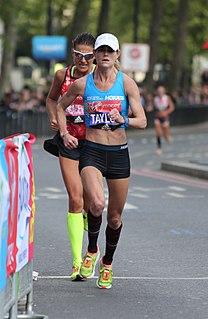 Kellyn Taylor American long-distance runner