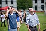 2017 Solar Eclipse Viewing at NASA (37365905102).jpg