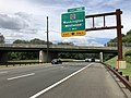 2018-07-21 12 50 03 View north along New Jersey State Route 444 (Garden State Parkway) south of Exit 168 (Bergen County Route 502, Washington, Westwood) in Washington Township, Bergen County, New Jersey.jpg