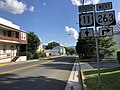 2018-08-31 17 08 16 View south along U.S. Route 11 (Main Street) at Shannon Avenue in Mount Jackson, Shenandoah County, Virginia.jpg