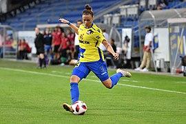 20180912 UEFA Women's Champions League 2019 SKN - PSG Stefanie Enzinger DSC 4793.jpg