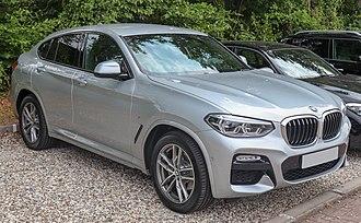 BMW X - Image: 2018 BMW X4 x Drive 20d M Sport Automatic 2.0