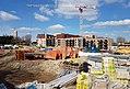 2018 Woolwich, Brookhill Road, Trinity Walk construction site 4.jpg