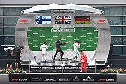2019 Chinese Grand Prix, Champagne Time (47553430762).jpg
