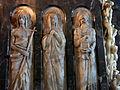 210 Basílica de Montserrat, retaule d'alabastre de la Porta Angèlica, detall.JPG