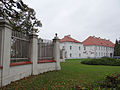 220913 Left outbuilding at Bishops Palace in Wolbórz - 01.jpg