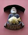 222 Apartaments U Kapra, casa de la Corona d'Or, Ulice Karlova.jpg