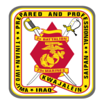 2nd Battalion, 23rd Marines insignia