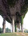238 Pont sobre la C-245 a l'entrada sud de Gavà.JPG