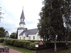 Särna - Särna church