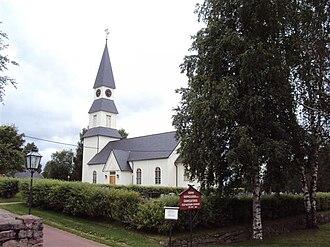 Särna - Särna church