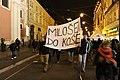 25. výročí Sametové revoluce v Praze 2014 (14).JPG