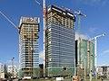 27-03-2019 budowa The Warsaw Hub, 4.jpg