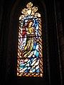 287 Santuari de la Misericòrdia (Canet de Mar), vitrall.JPG