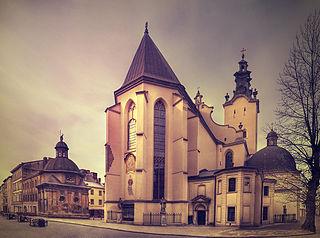 Latin Church in Ukraine